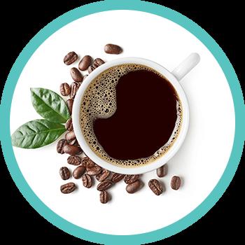 Zahnverfärbung durch Kaffee